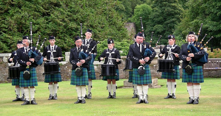 Pipe Band Events